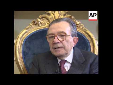 ITALY: FORMER PRIME MINISTER GIULIO ANDREOTTI MAFIA TRIAL PREVIEW