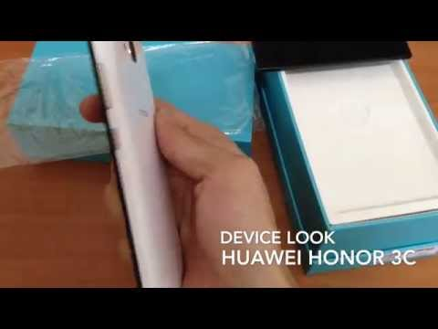 Huawei Honor 3C Quick Review