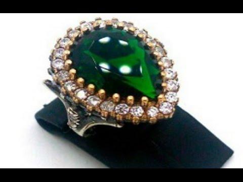 Кольцо Хюррем Султан 925 пробы купить или заказать!