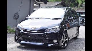TOYOTA WISH 1.8cc S MONOTONE YEAR 2014 - For Sale Unregister
