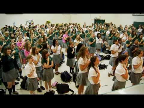 Saint Gertrude High School Admissions Video 2010- You will always belong here.