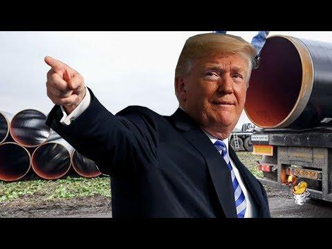 США готовят санкции против Северного потока 2