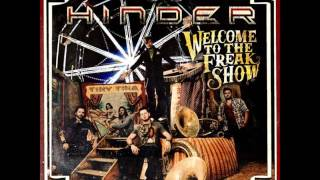 Watch Hinder Get Me Away From You video