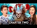 Teens React To It Chapter 2 Trailer And Easter Eggs thumbnail
