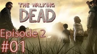 The Walking Dead Episode 2 [Deutsch] #01 Hungersnot