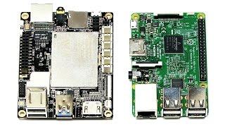 LattePanda v Raspberry Pi 3