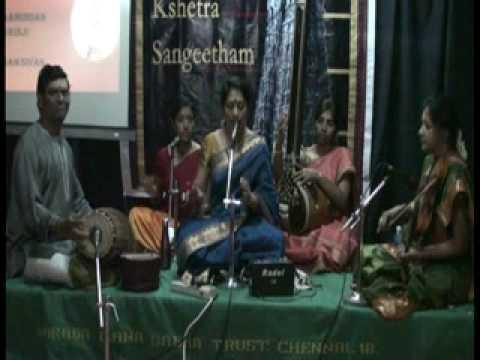 Swami Nanundan - Nataikurinji - Adi - Papnasam Sivan - Pada Varnam video