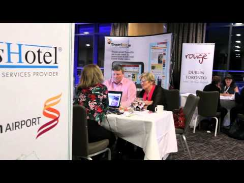 Martin Diss, Sales Manager UK & Ireland, Transhotel Travel Industry Road Show March 2014