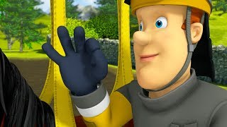 Fireman Sam New Episodes HD | Firefighters Sam and Penny in action! | Risky Situation 🔥🚒Kids Cartoon