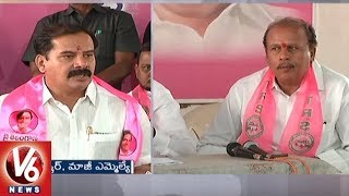 People Are The Star Campaigners For TRS Party, Says Ex MLA Vinay Bhaskar | Warangal