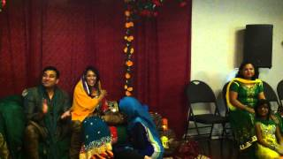 Puneet and Hafsah's Pre-Wedding Video VIII - Sangeet (dances and songs by various artists)