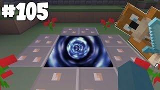 Minecraft Xbox - Slippery Survival - Super Secret Portal!! [105]