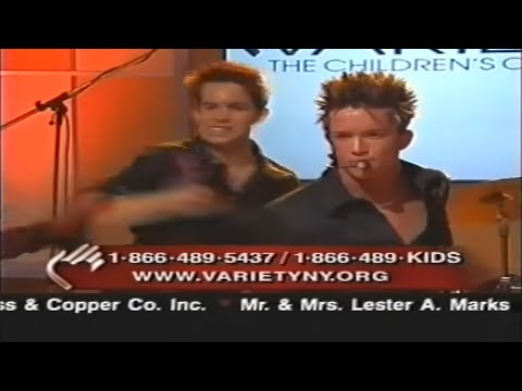 Chris Trousdale Telethon Pt2 The Dream Is Gone 2003 video