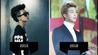 Namjoon @ RM Evolution In MV 2013 - Euphoria 2018