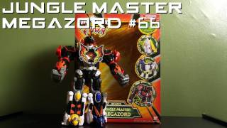 Ranger Review #66 Jungle Master Megazord