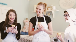 My Cupcake Fail | Make-A-Wish® | Karlie Kloss