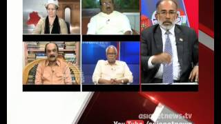 AAP win in  Delhi assembly election : Asianet News Hour 10th Feb 2015