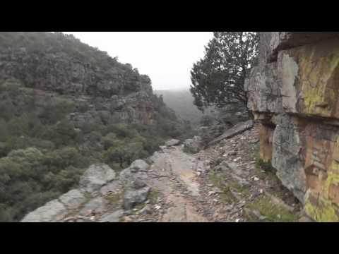 Chorro das Batuecas / Vale das Batuecas - Serra de França (La Alberca, Salamanca)