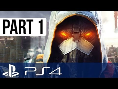 Killzone Shadow Fall Gameplay Walkthrough Part 1 - Chapter 1: The Father (PS4 Gameplay 1080p HD)