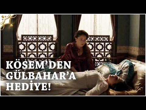 Muhteşem Yüzyıl Kösem - Yeni Sezon 8.Bölüm (38.Bölüm) | Kösem'den Gülbahar'a Hediye!