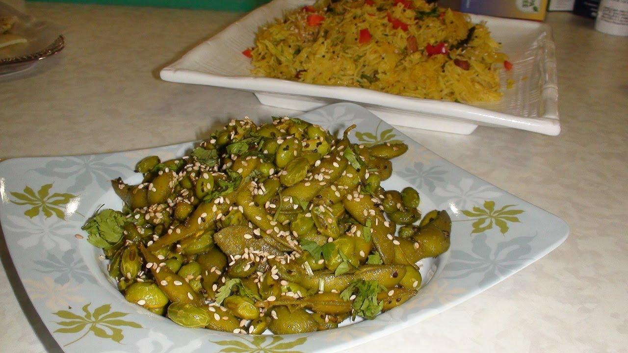 how to make soya bean recipe