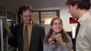 Jim's Vending Machine Prank on Dwight