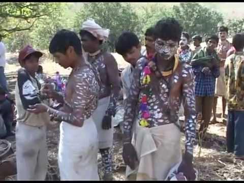 Aadivasi (Tribal )Festival Holi Nandurbar in Maharashtra -By Brij Communications Jalgaon