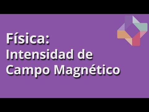Intensidad de Campo Magnético - Física - Educatina