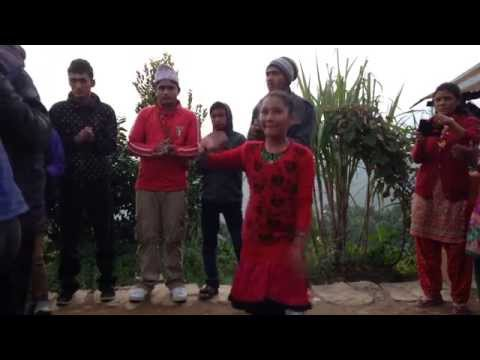 Deusi Vailo Sundanda Mattikhan Nepal 22-may-2014 video