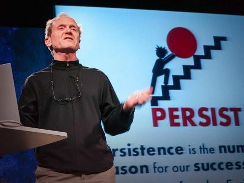 Richard St. John: Secrets Of Success In 8 Words, 3 Minutes video