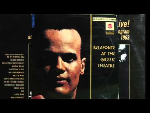 Harry Belafonte - Be my Woman, Gal