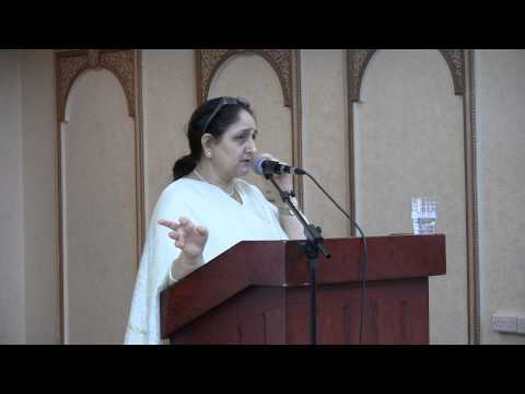 Middle East Nursery Parenting Seminar - Part 5 - Ms. Karuna Sarup Munshi