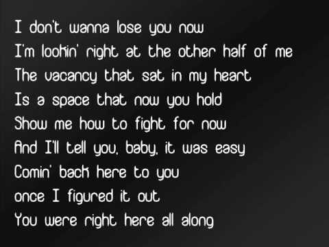 Justin Timberlake - Mirrors Lyrics