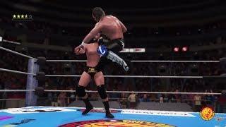 WWE 2K18: V-Trigger / Rain Trigger - Kenny Omega