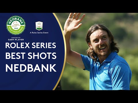 Best Shots of the 2019 Nedbank Championship | Best of Rolex Series