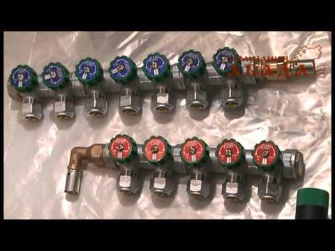Отопление пластиковыми трубами своими руками