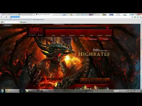 How To: Install Wrath of the Lich King + Zhyper WoW Private Server - Tryanis