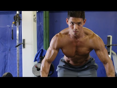 Top 20 Upper Body Exercises - Bodyweight Training