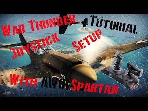 War Thunder: Basic Joystick Setup Tutorial