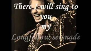 Watch Neil Diamond Longfellow Serenade video