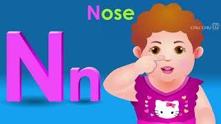 alphabet songs for kids A for apple phonetics songs