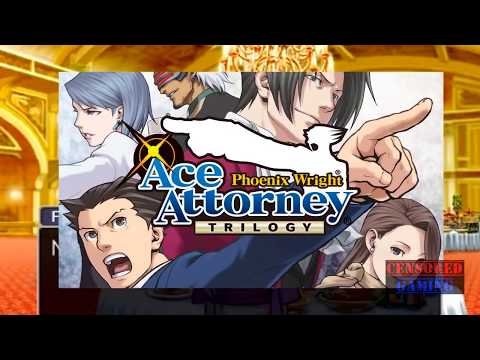 Ace Attorney (Series) Censorship - Censored Gaming Ft. TheBlackLink