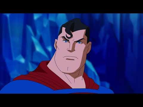 Разговор Супермена с Элитой