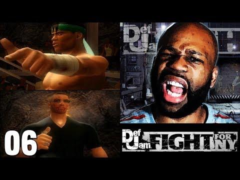 Def Jam: Fight For Ny Gameplay Walkthrough Part 6 - (let's Play - Walkthrough) video