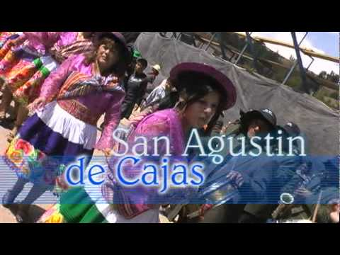 Santiago Huanca - San Agustin de Cajas 2011 - La Octava del Santiago