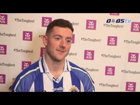 Ballyboden St Endas' Ryan Basquel speaks to Dubs TV ahead of AIB Leinster Football Final