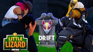 MURDER MYSTERY - WHO KILLED DRIFT??? - Fortnite Short Film