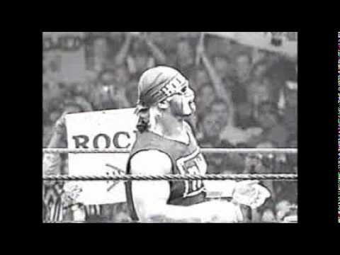 Wrestlemania 18 Hulk Hogan Vs The Rock Part 1 Of 3 video