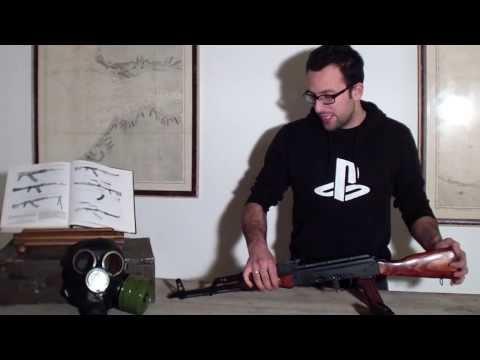 Russian AKM 47