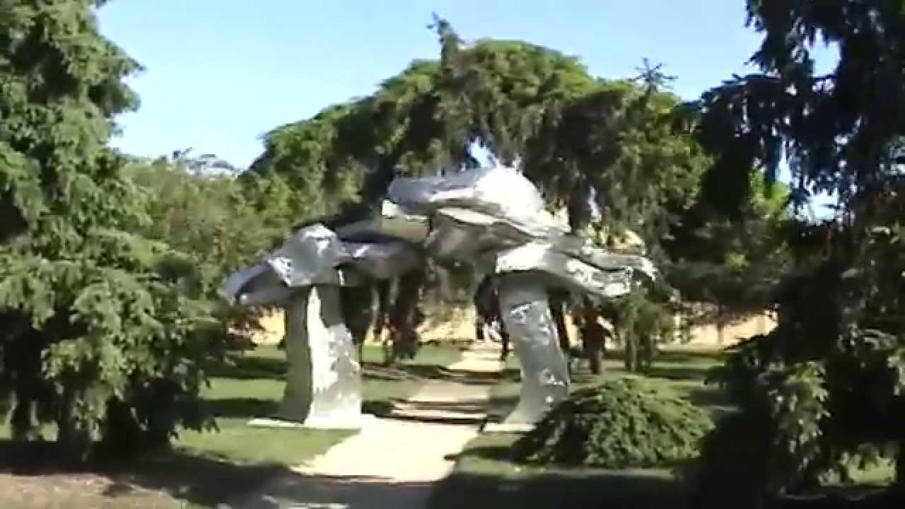 Grounds For Sculpture Park Hamilton Museum Exhibits Art